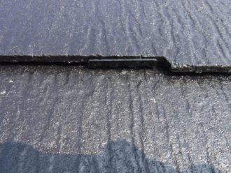 縁切り正常屋根